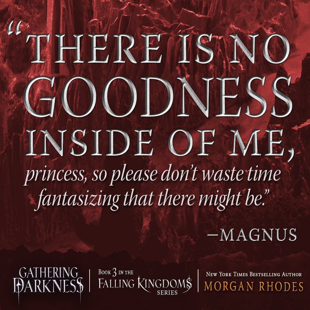Gathering Darkness quote