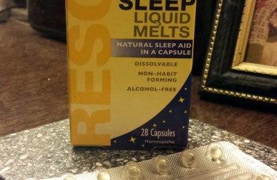 RESCUE sleep insomnia
