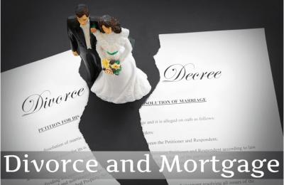 divorce mortgage marriage