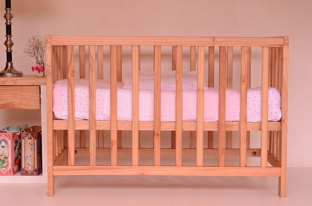 baby crib baby room