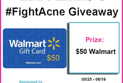 Enter To Win: #FightAcne Giveaway! Be Sure to RSVP for the Twitter Party too!