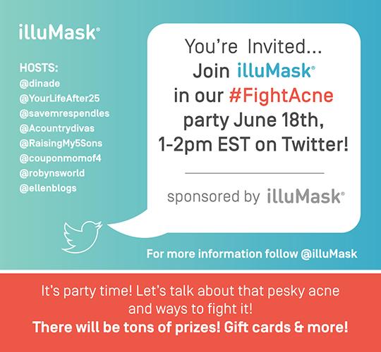 illumask twitter party