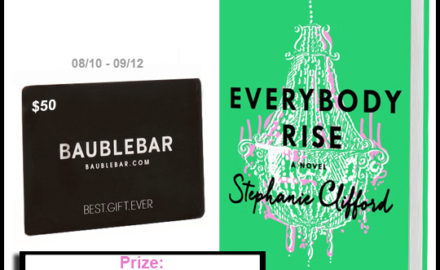 5 Way To Rise Above In Your Life After 25: + Our EVERYBODY RISE & Bauble Bar GC #Giveaway!