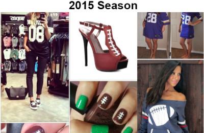 3 Fall Football Fashions Tips for the 2015 Season