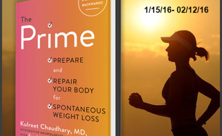 New Year, New You, New Way Of Tackling Weight Loss With The Prime: Book #Giveaway
