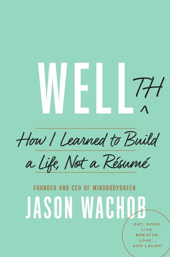 Wellth  book Cover