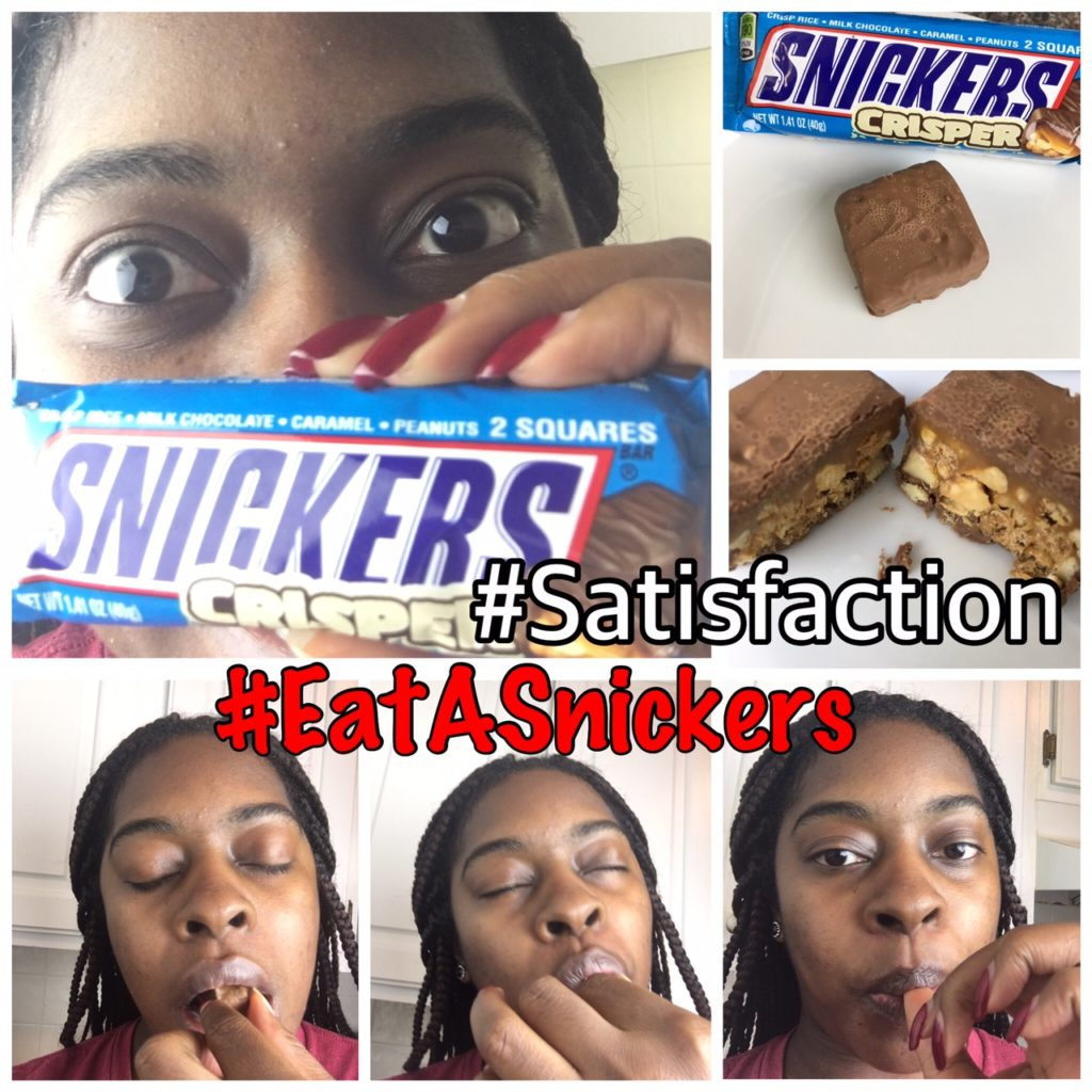 How Snickers Crisper Tame My Hangry Fits! Satisfaction and Bliss From In 1 Bite!