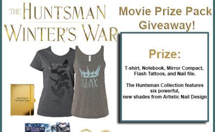 The Huntsman: Winter's War Giveaway