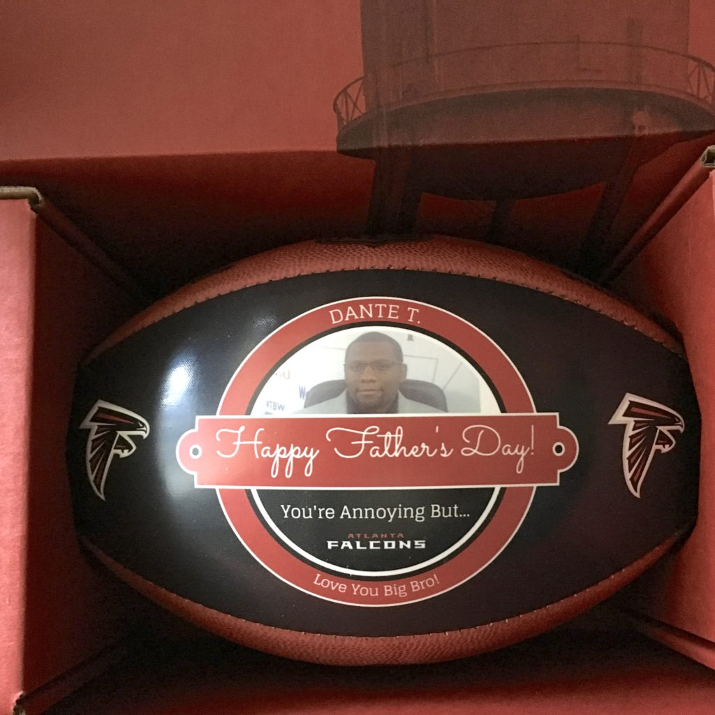 Father's Day Is Coming! Check Out The Perfect Custom Gift For Any Sports Fan Or Dad!