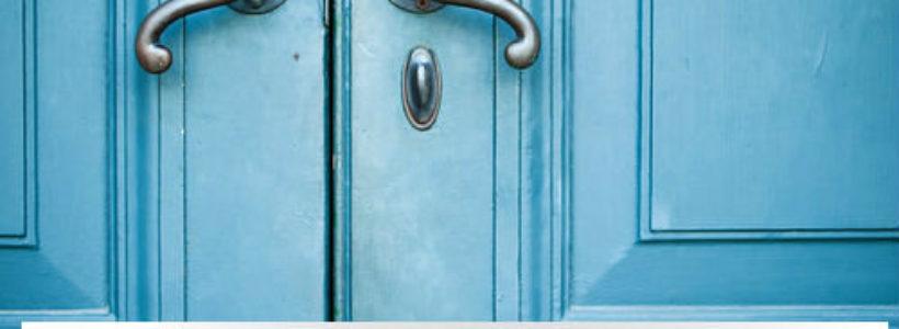 5 Ways To Repurpose Old Doors
