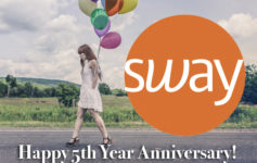 Sway Is 5! How Being A Part Of The SITS Girls and Sway group Have Changed My Life!