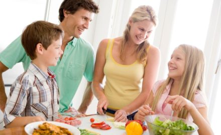 5 Ways to Increase Your Family's Health and Happiness
