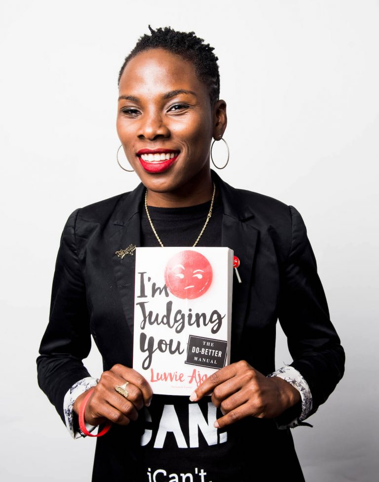 """I'm Judging You"" by Luvvie Ajayi aka Awesomely Luvvie: Book Review"
