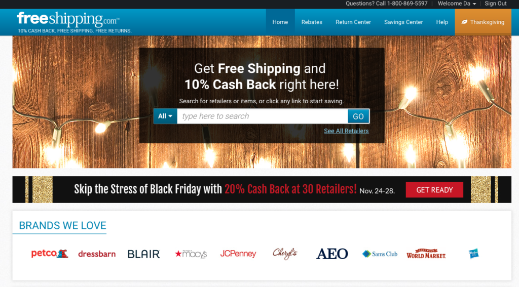 How To Get More Savings With FreeShipping.com This Holiday Season! + $500 Giveaway!