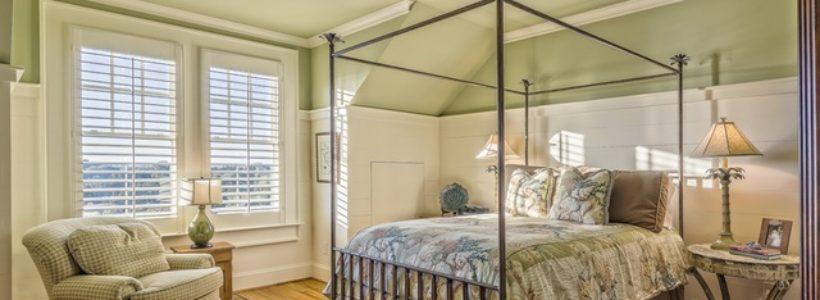 4 Elegant Bedroom Home Design Ideas
