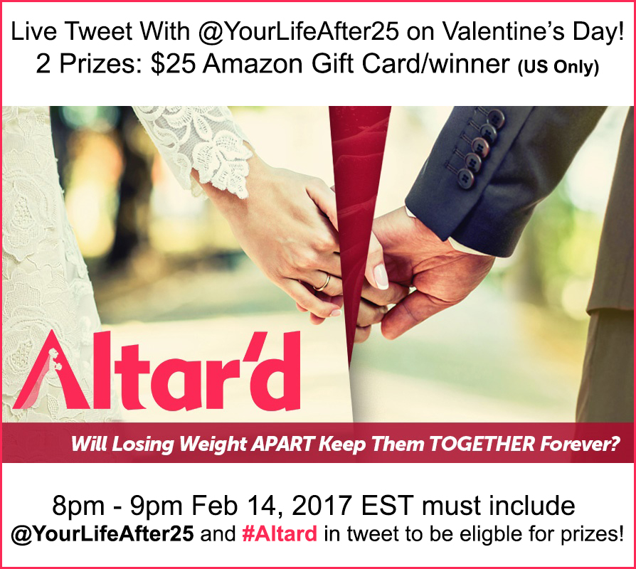Live Tweet With Us This Valentine's Day As Couples Get Wedding Ready On Altar'd