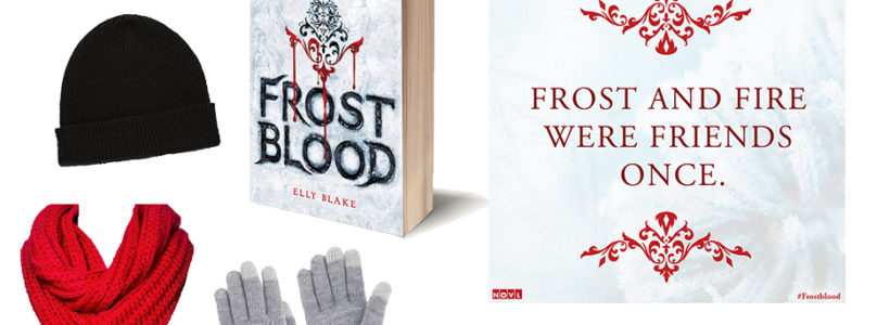 Enter To Win: Frostblood Prize Pack Giveaway