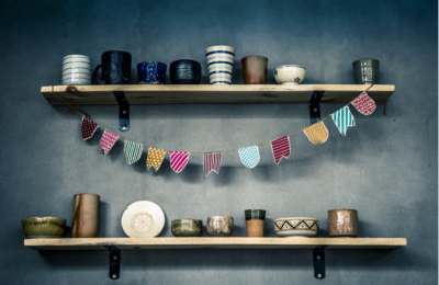 Make The Studio Switch: 4 Tips for Downsizing Your Life