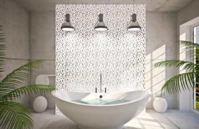 Relaxation Room: 5 Tips For Making Your Bathroom A Sanctuary
