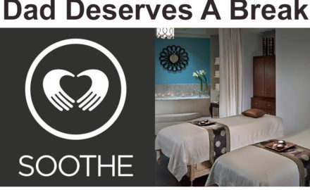 Enter To Win: Your Life After 25's Father's Day FREE Soothe Massage GC Giveaway!