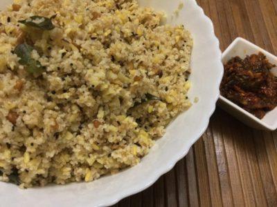 Recipe: How To Make Bulger wheat