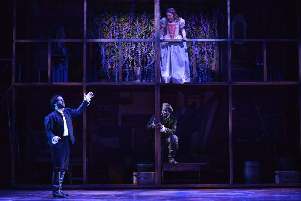 The Alliance Theatre brings Shakespeare in Love to Atlanta!