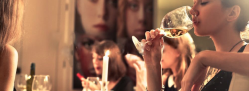 Impressive White Wines For A Ladies Night In