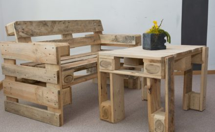 What are the Different Advantages of Wood Pallet Recycling?