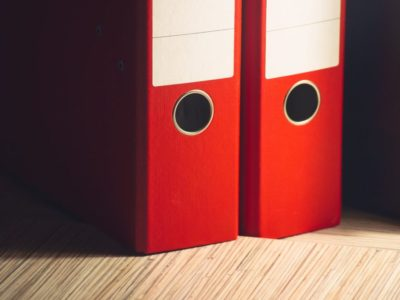 Take Note! How to Store Information and Documents Securely