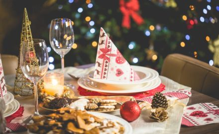 Enjoy The Party Season Without Going Overboard!