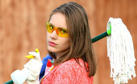 How Hard Is Spring Cleaning Really?