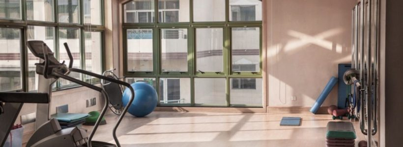 How to build a gym at home with right equipment