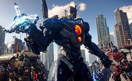 Movie Review: Pacific Rim: Uprising