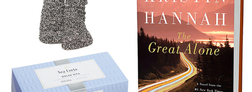 Enter To Win: The Great Alone Prize Pack Giveaway!